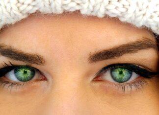 jakie cienie do zielonych oczu